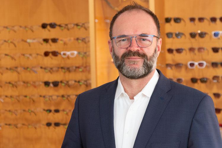 Augenopitiker Stefan Kaiser